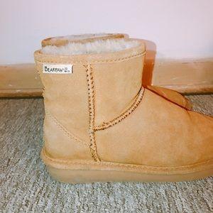 bearpaws short boots